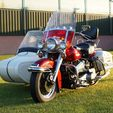 Classic Harley Davidson Motorcycle Auction