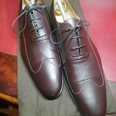A. Testoni - Chaussures à lacets - Taille: Chaussures / UE 41