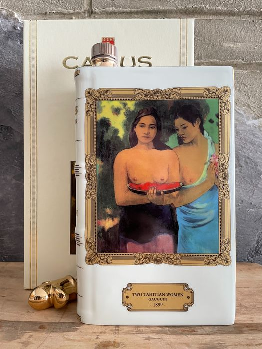 Camus - Grand Masters Collection 'Paul Gaguin - Two Tahitian Woman' - b. 2010s to today - 700ml