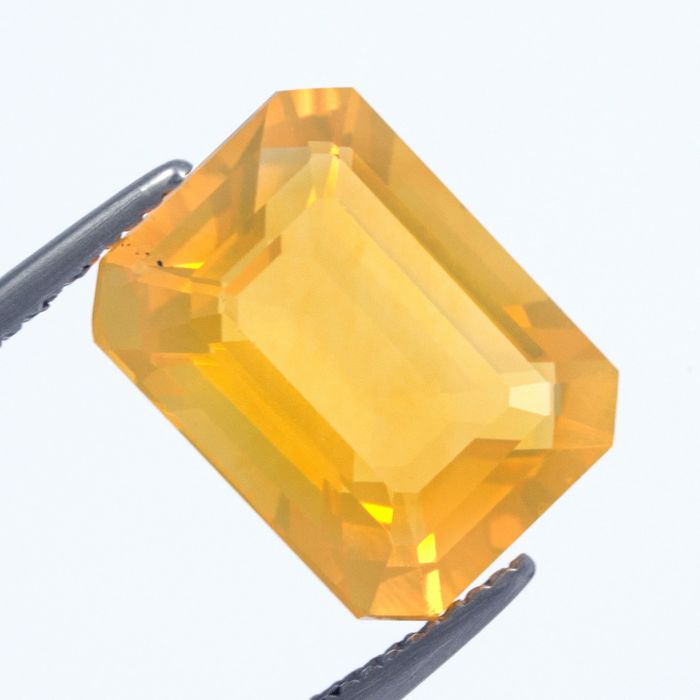 No Reserve Price - Fire Opal - 3.66 ct