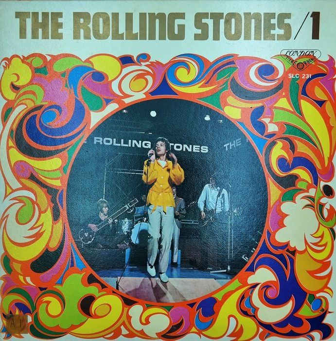 Rolling Stones - the ultimatve rare/Rolling Stones No.1 / Only pressed for local japanese market!!! - LP's - 1969/1969