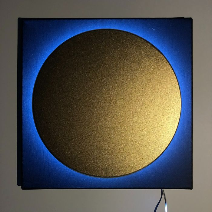 """Bruno Bani (1964) - Eclisse totale """"Gold edition"""""""