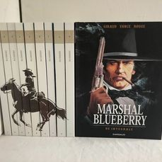 Blueberry - Integraal compleet - 1 t/m 9 + Marshall Blueberry integraal - Hardcover - First edition - (2015/2019)