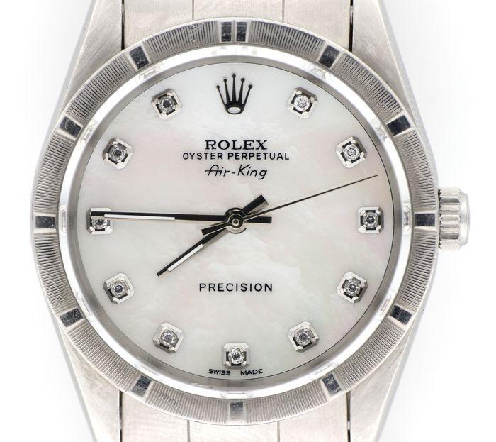 Rolex - Air-King - 14010 '' NO RESERVE PRICE '' - Unisexe - 2000-2010