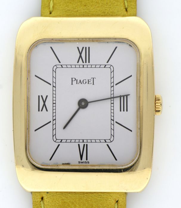Piaget - Ultra tHin 18 kt - ref. 96660 '' NO RESERVE PRICE '' - Donna - 1970-1979