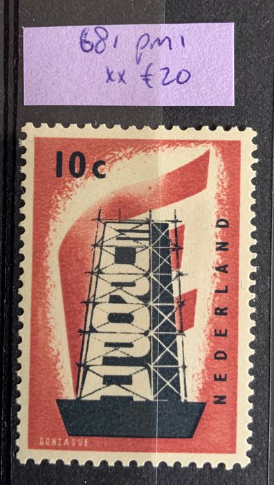 Lot 48286343 - Dutch Stamps  -  Catawiki B.V. Weekly auction - Note the closing date of each lot