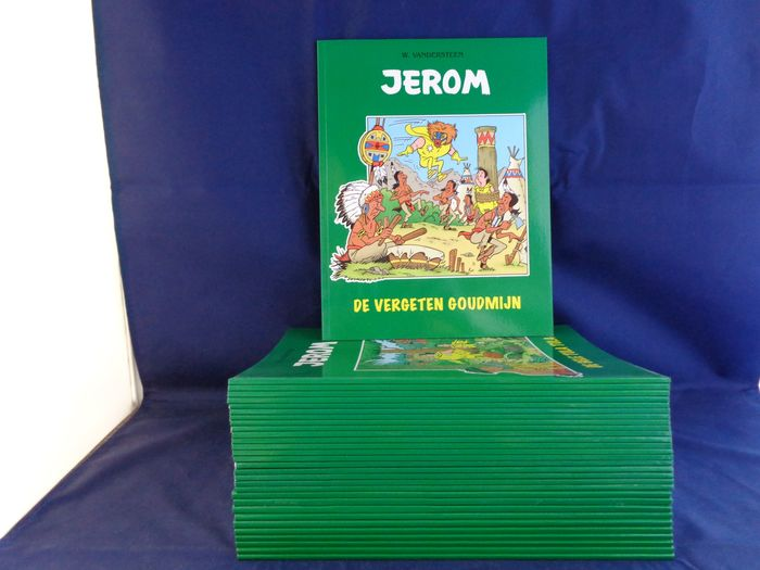 Jerom 1 t/m 30 - Adhemaruitgaven - Opeenvolgende reeks - Softcover - First edition - (2008/2011)