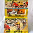 Dinky Toys & Corgi Toys Model Car Auction (Pre-1984)