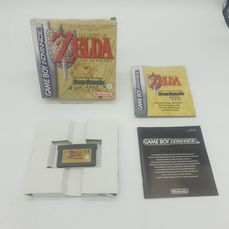 Nintendo, Nintendo Gameboy Advance GBA The Legend of Zelda Four Swords Link to the Past Boxed Game Nintendo GBA Gameboy Advance - Video games - In original box