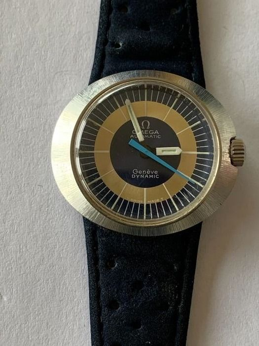 """Omega - Dynamic Automatic - """"NO RESERVE PRICE"""" - Donna - 1970-1979"""