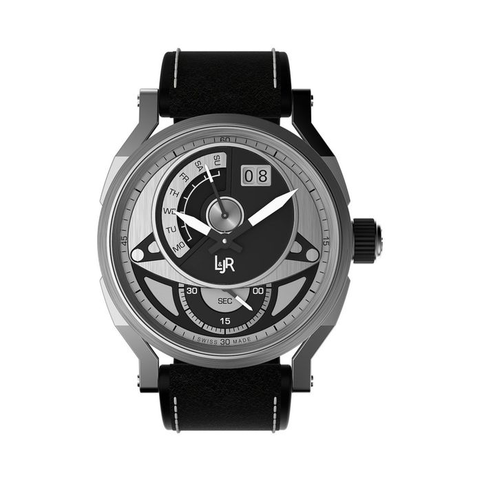 """L&JR - Day and Date 2 Tone - S1303  """"NO RESERVE PRICE"""" - Men - 2011-present"""