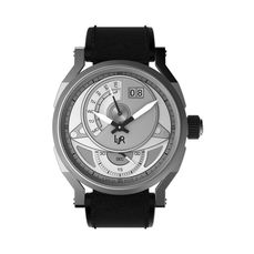 L&JR - Day and Date Steel Silver - S1304 - Heren - 2011-heden