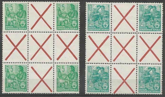 Lot 48394557 - German Stamps  -  Catawiki B.V. Weekly auction - Note the closing date of each lot