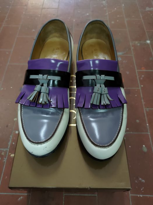 Gucci - Mocassins - Taille: Chaussures / UE 42.5