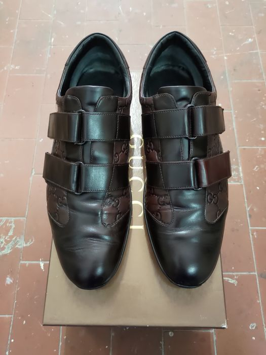 Gucci - Chaussures à lacets - Taille: Chaussures / UE 43