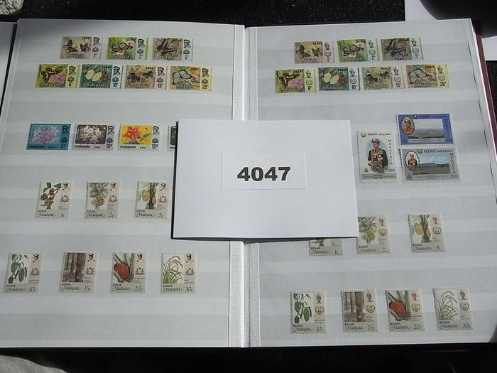 Lot 48427243 - British Commonwealth Stamps  -  Catawiki B.V. Weekly auction - Note the closing date of each lot