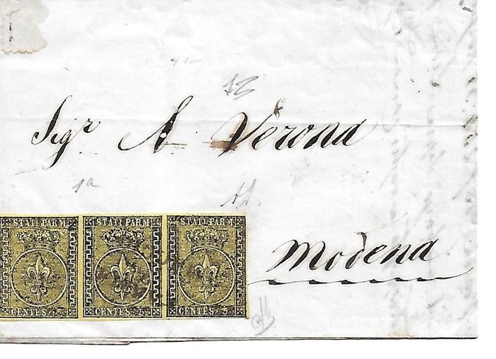 Lot 48455311 - Italian Stamps  -  Catawiki B.V. Weekly auction - Note the closing date of each lot