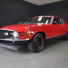 Ford - Mustang Mach 1 Cleveland - 1970