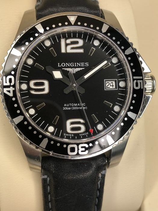 Longines - Hydro Conquest Automatic - Homme - 2011-aujourd'hui