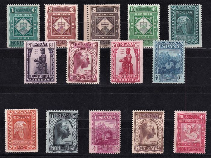 Lot 49170313 - Spanish & Portuguese Stamps  -  Catawiki B.V. Weekly auction - Note the closing date of each lot
