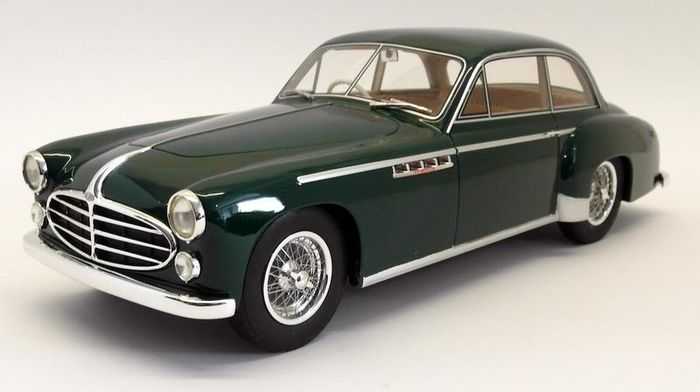 Best of Show (BOS) - 1:18 - Delahaye 235 MS Coupe 1953 by Chapron - Kleur Groen