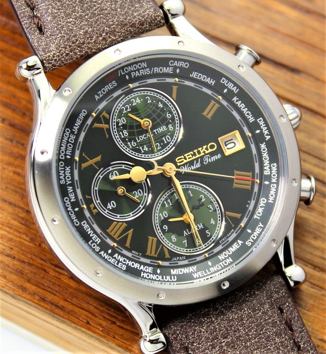 """Seiko - """"NO RESERVE PRICE"""" - Chronograph Essentials Age of Discovery Limited EditionNew And Boxed - Uomo - 2011-presente"""