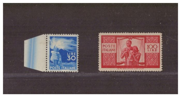 Lot 49195231 - Italian Stamps  -  Catawiki B.V. Weekly auction - Note the closing date of each lot