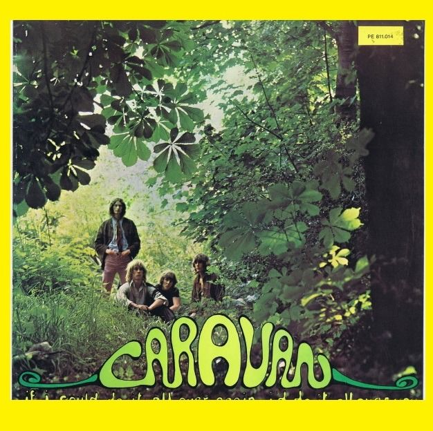 Caravan, (Prog Rock) - If I Could Do It All Over Again, I'd Do It All Over You - LP's - 1970/1970