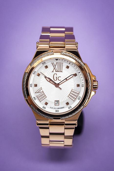 """Guess Collection - Structura Cable Rose Gold - Y34011L1 """" NO RESERVE PRICE """" - Damen - 2011-heute"""