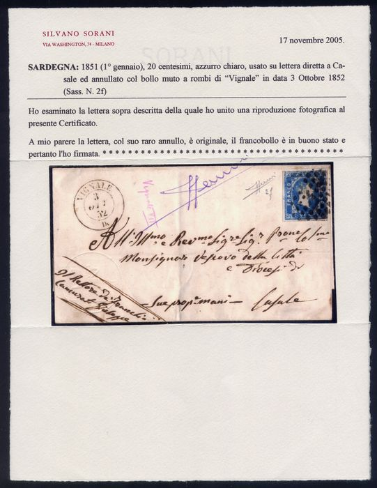 Lot 49196157 - Exclusive Italian Stamps  -  Catawiki B.V. Weekly auction - Note the closing date of each lot