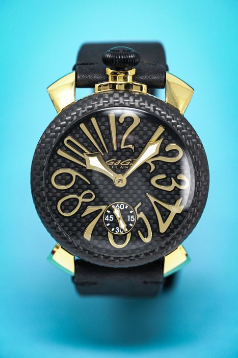 GaGà Milano - Manuale 48mm Special Edition - 5518.SP01 - 男士 - 2011至今