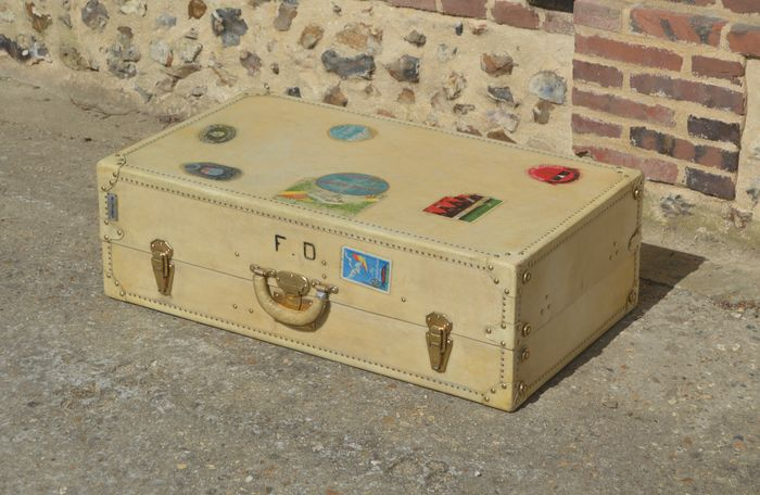 Other brand - malle armoire - Malle Courrier Malle