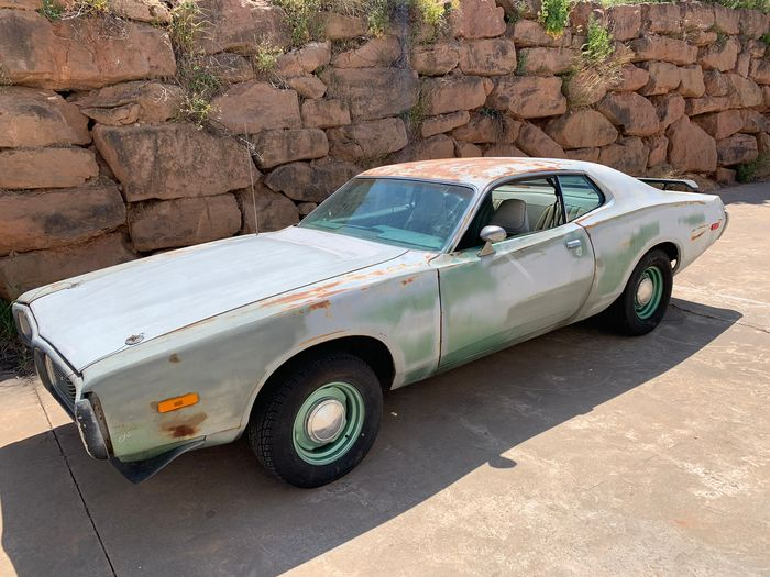 Dodge - Charger - 1974
