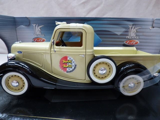 Solido - 1:18 - Ford Truck 1930