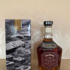 Jack Daniel's Single Barrel Rye - Tribute to Lincoln County Distillers - US Collectors - b. 2019 - 75cl