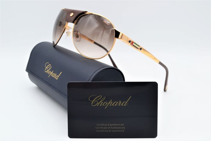 Chopard - 23K Rose Gold Limited Edition 999 - *NEW* - 墨鏡