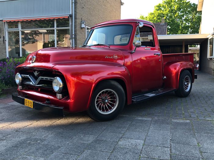 Ford USA - F 100 - 1955