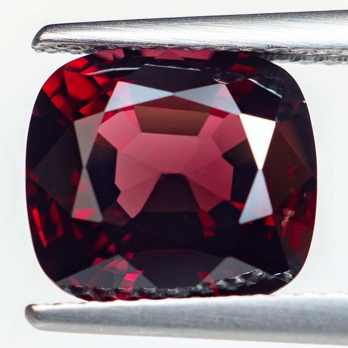 No Reserve - Birma - Rich Red Spinel - 3.91 ct