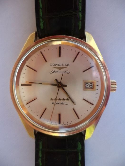 Longines - Admiral - nº 15775522 - Homme - 1970-1979