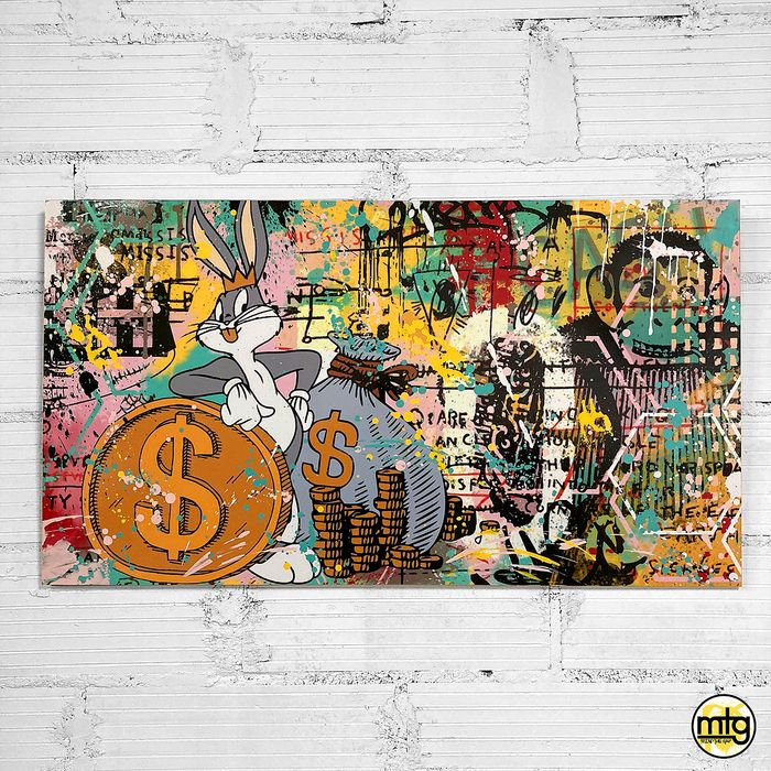 """NOBLE$$ - """"Very rich Bunny"""" - (NEW PIECE)"""