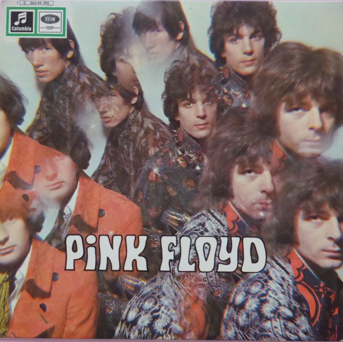 Pink Floyd - The Piper At The Gates Of Dawn, [German Reissue] - LP Album - 1996