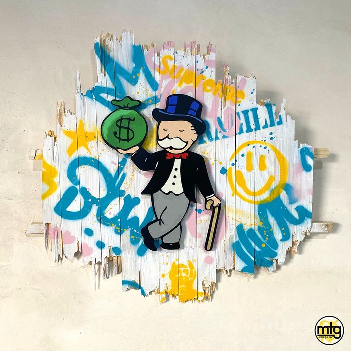 """NOBLE$$ - """"Monopoly"""" (EXTREMELY RARE)"""