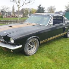 Ford - Mustang Fastback - 1966