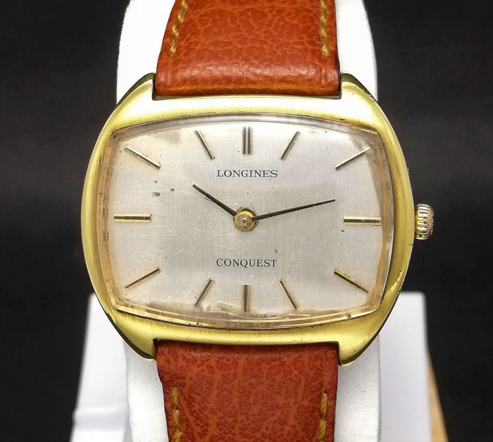 Longines - Conquest - Homme - 1970-1979
