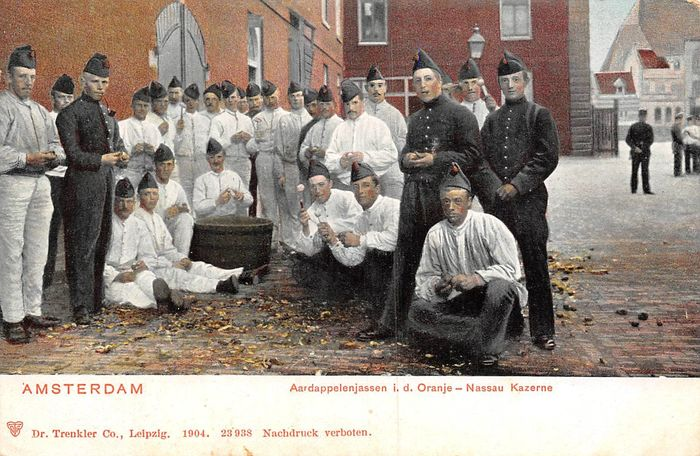 Military (international) also with photo cards and soldier humor - Postcards (175) - 1910