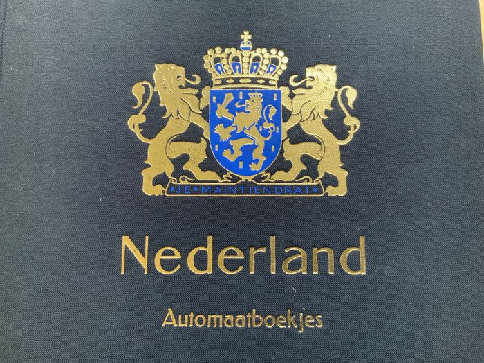 Netherlands 1964/1994 - Complete collection of stamp booklets in an album