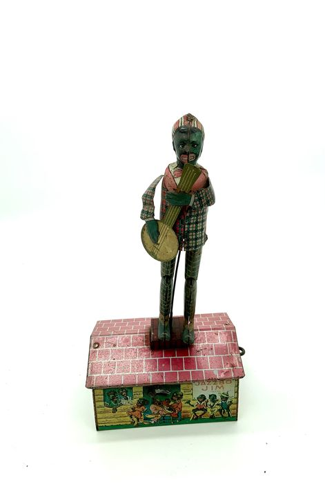 Unique Art - 20's - Jazzbo Jim - The Dancer on the Roof - Wind Up - ΗΠΑ - USA