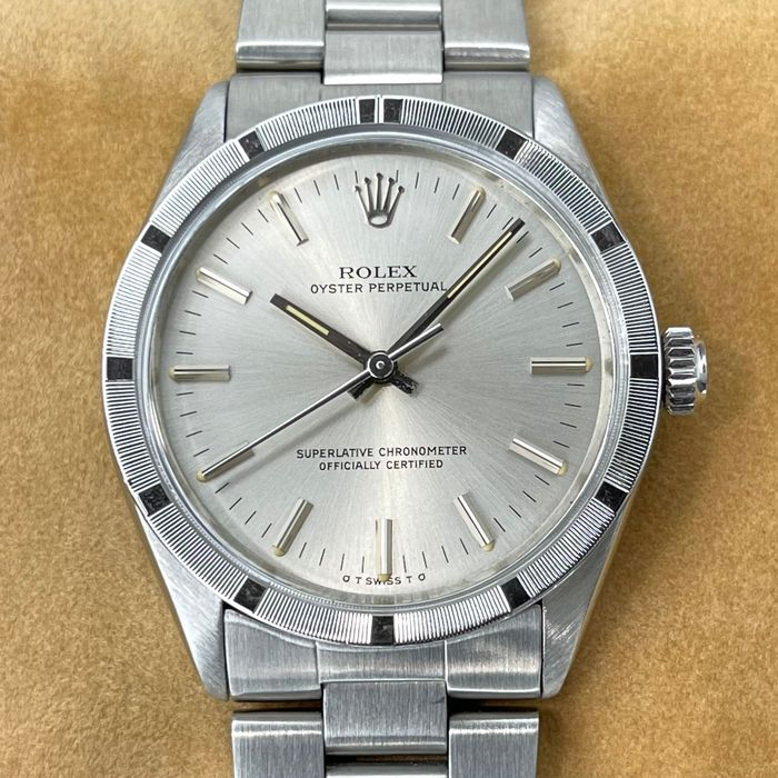 Rolex - Oyster Perpetual Sigma Dial - 1007 - Unisex - 1974