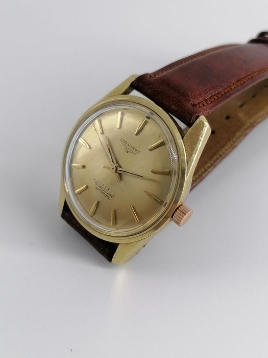 """Longines - Conquest - """"NO RESERVE PRICE"""" - 9041 - Heren - 1960-1969"""