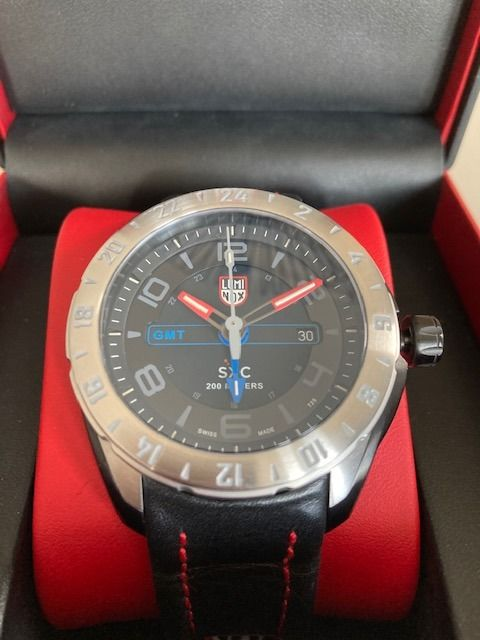 Luminox - Space Expedition GMT - 5127 - Homme - 2011-aujourd'hui